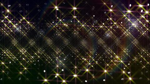 LED Light Space 4 F1Bi3 HD Stock Video Footage
