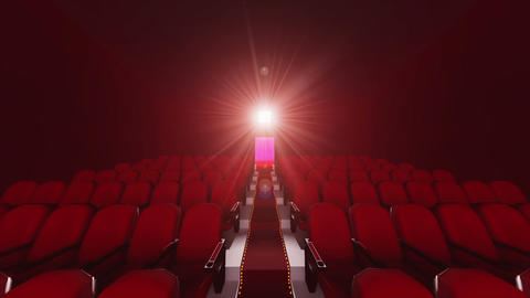 Theater stock footage
