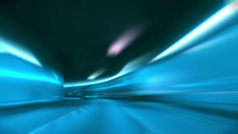 tunnel abstract speed 11 Footage