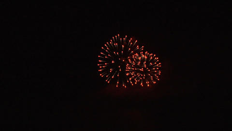 firework 32 Stock Video Footage