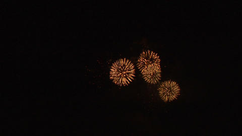 firework 32 Stock Video Footage