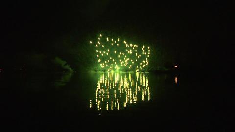 firework 42 Stock Video Footage