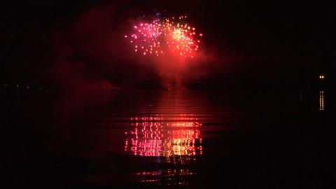 firework 44 Stock Video Footage