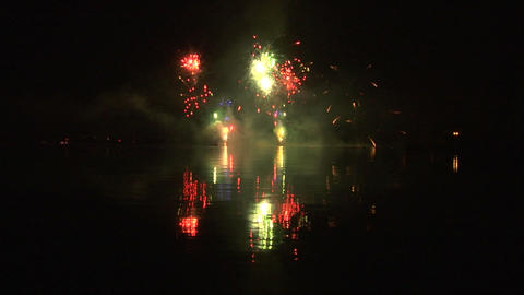 firework 46 Stock Video Footage
