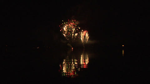 firework 48 Stock Video Footage