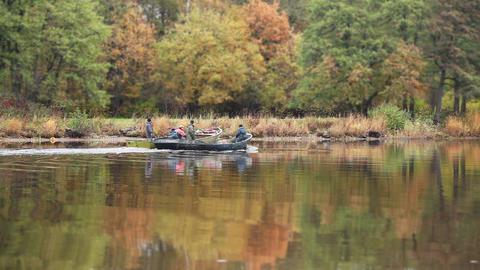 fishing season Footage