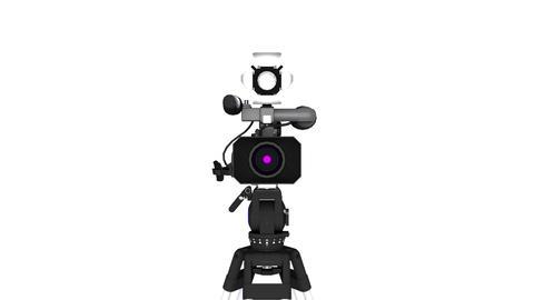 video camera Stock Video Footage