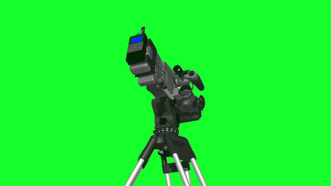 video camera Animation