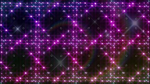 LED Light Kaleidoscope F2Bok3 HD CG動画