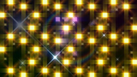 LED Light Kaleidoscope F3Bok6 HD Stock Video Footage