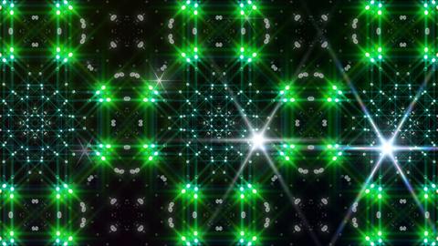 LED Light Kaleidoscope P2BoK4 HD Stock Video Footage