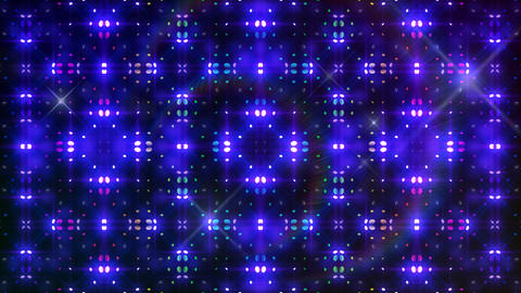 LED Light Kaleidoscope W2BoK3 HD CG動画