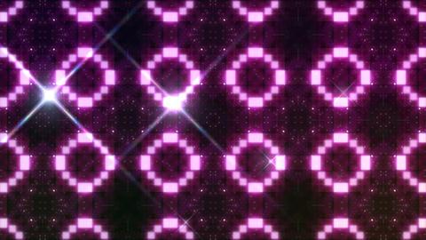 LED Light Kaleidoscope W3BoK6 HD Stock Video Footage