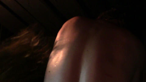 bath Stock Video Footage
