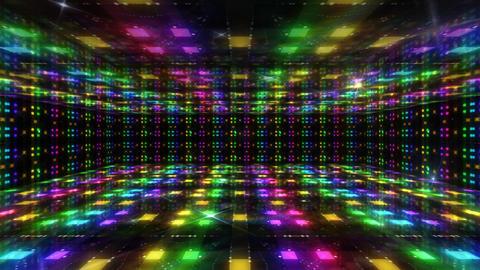 Dance Floor A4 HD Stock Video Footage