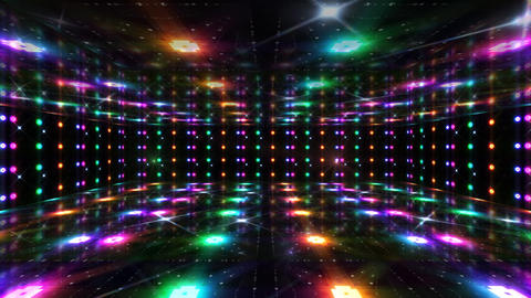 Dance Floor A4 HD Animation