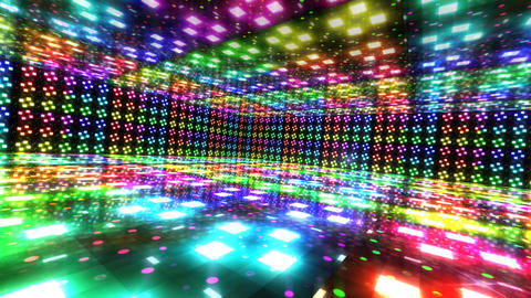 Dance Floor B2 HD Animation