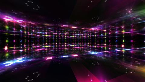 Dance Floor C1 HD Stock Video Footage