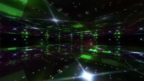 Dance Floor C3 HD Stock Video Footage