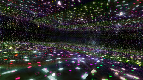 Dance Floor G2 HD Animation