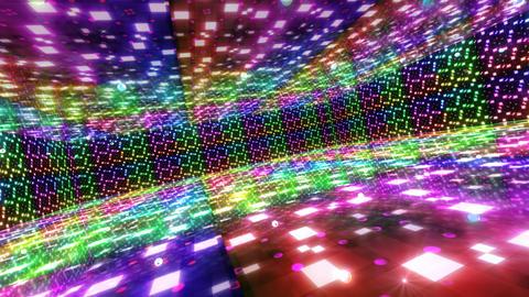Dance Floor G2 HD Stock Video Footage