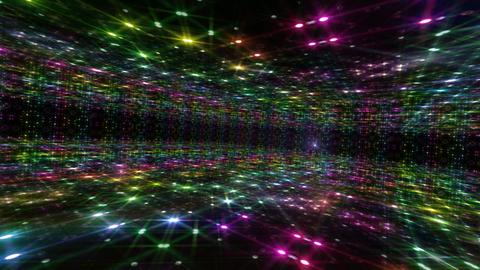 Dance Floor H2 HD Stock Video Footage