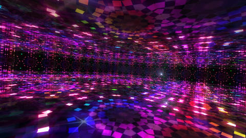 Dance Floor I2 HD Animation
