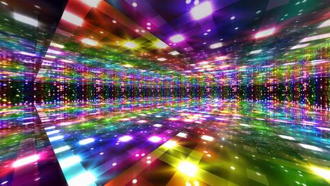 Dance Floor J1 HD Stock Video Footage