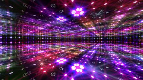 Dance Floor L1 HD Stock Video Footage