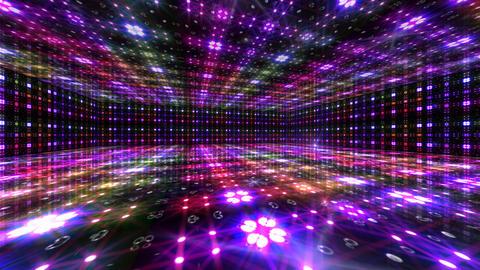 Dance Floor L3 HD Stock Video Footage