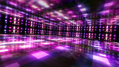 Dance Floor N2 HD Stock Video Footage