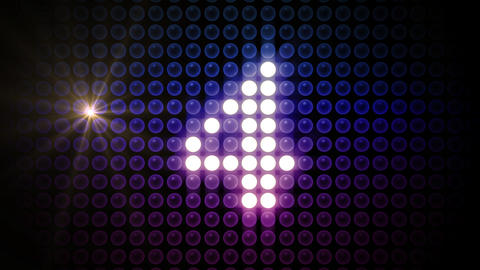 LED Countdown AbF4 HD Animation