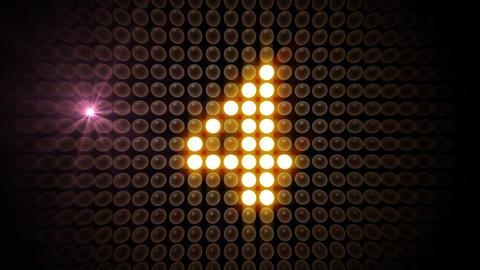 LED Countdown AbR4 HD Animation