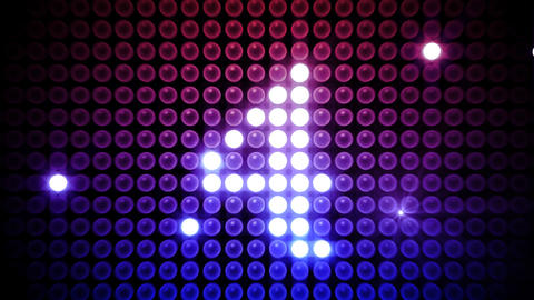 LED Countdown ArM2 HD Stock Video Footage