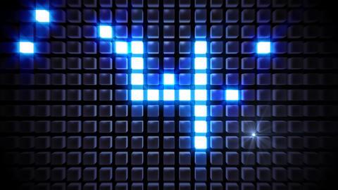 LED Countdown BrM2 HD Animation