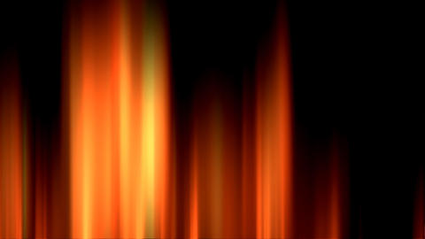 Curtain Stage Fire Flame Blur Background Curtain Stage Natural Commerce Silk Ambient Red Yellow Soft stock footage