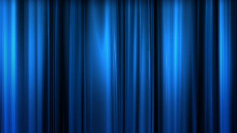 Blue Curtain Stage Background Curtain Stage natural... Stock Video Footage