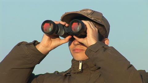 binocular 5 Footage