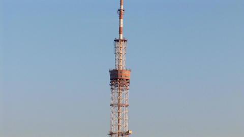 TV tower 5 Footage