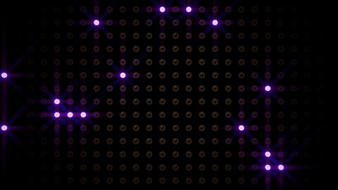 LED Countdown DrF3 HD Stock Video Footage