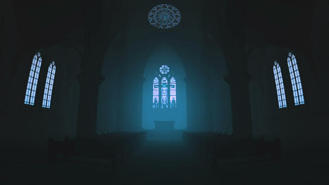 Church Animation
