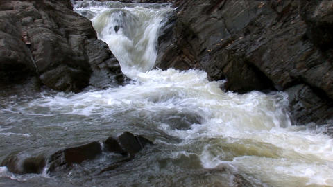 waterfall 17 Stock Video Footage