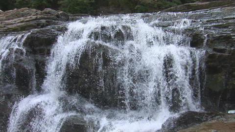 waterfall 43 Stock Video Footage