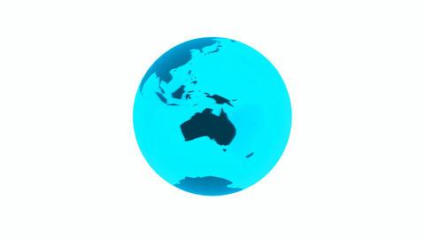 global business universe world globe earth virtual planet news Animation