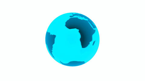 global business universe world globe earth virtual planet... Stock Video Footage