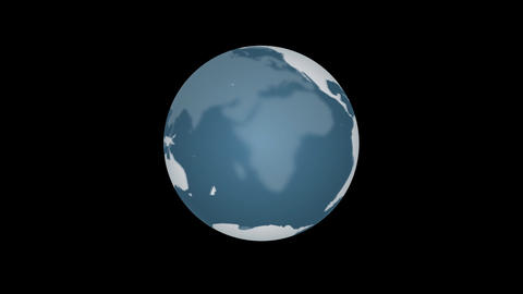 global business universe world globe earth virtual planet news Animation