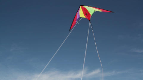 Kite soaring 2 Footage