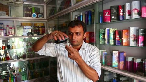 Indian perfumer Live Action