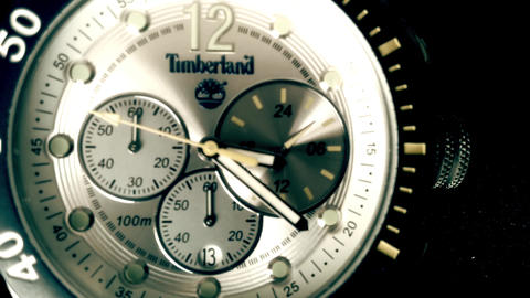 Watch Time Lapse , Graded stock footage