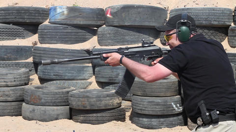 Kalashnikov deadly weapon Live Action